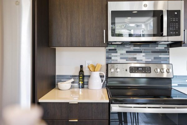 Appliances of 6913A at Oxbow II in Georgetown by Sage Homes Northwest