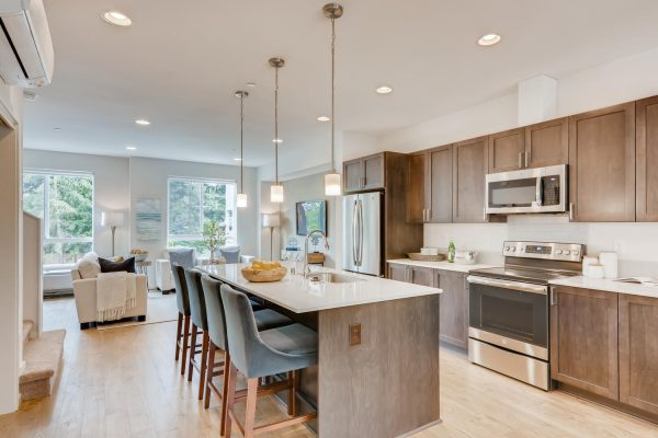 The Renzo at Westbrook by Sage Homes kitchen 1