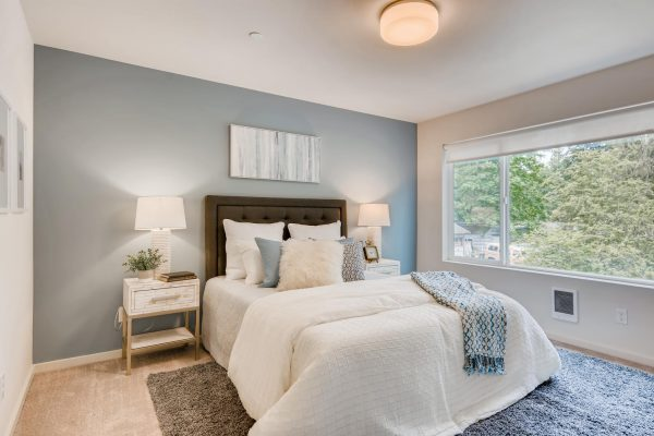 The Renzo at Westbrook by Sage Homes primary bedroom