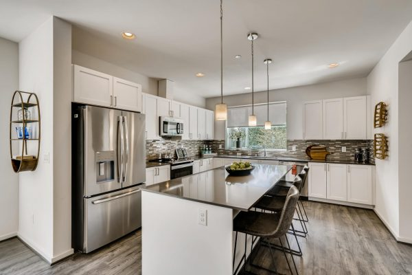 Kitchen 2 of the Mies at Westbrook in Lynwood by Sage Homes