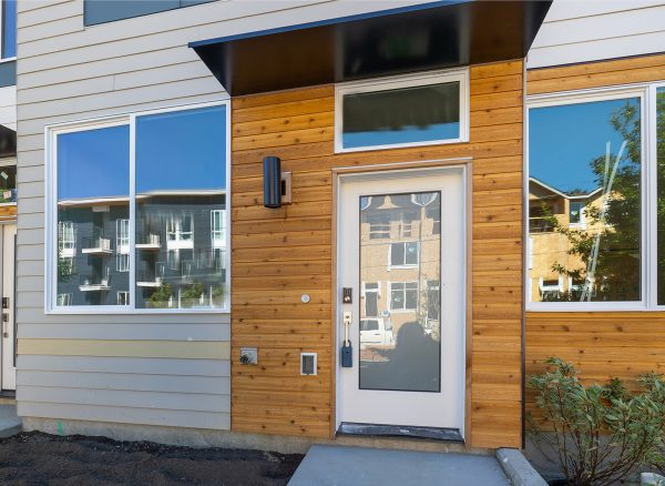 Exterior of the Meier at Spectra II by Sage Homes