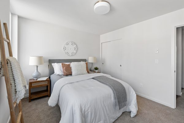 Second Bedroom 1 of the Meier at Spectra II by Sage Homes